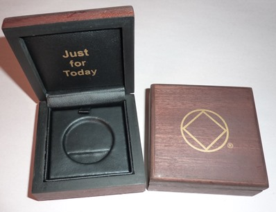 NA Medallion Box (matte finish)