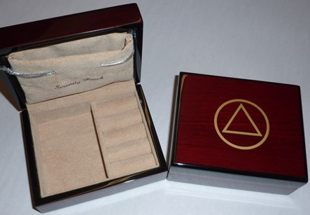 AA Jewelry Box