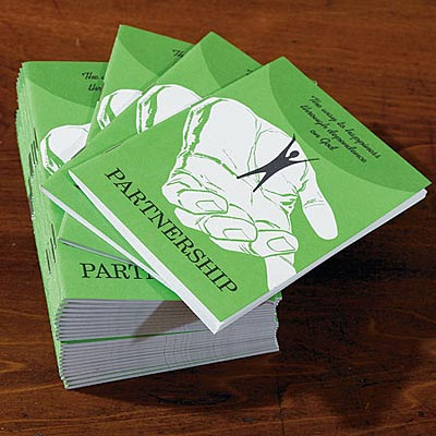 Partnership Pamphlet 5 Pack