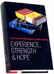 Experience Strength and Hope Hardcover