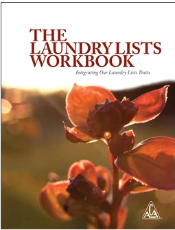 The Laundry Lists Workbook (Spiral Bound)