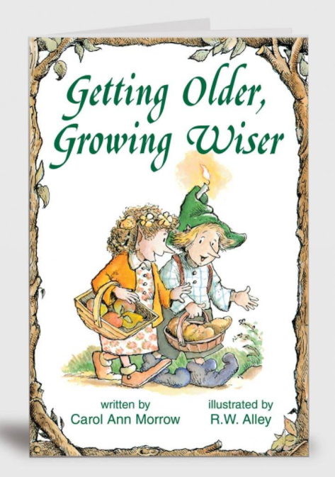 Growing Older and Wiser   9780830830442, 9780830862733