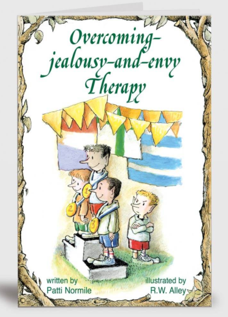 Overcoming Jealousy and Envy Therapy