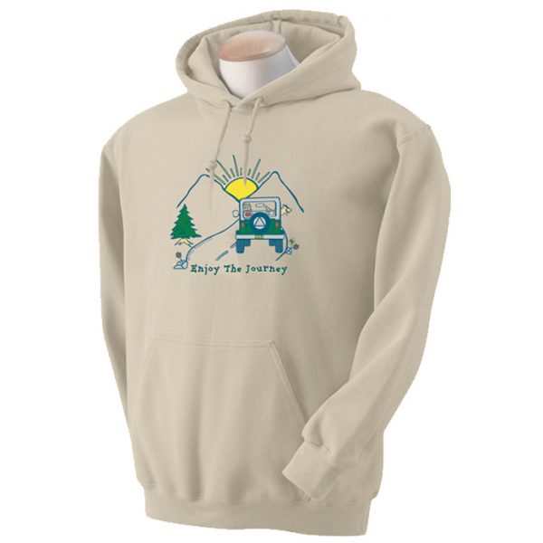 Enjoy the Journey Hoodie