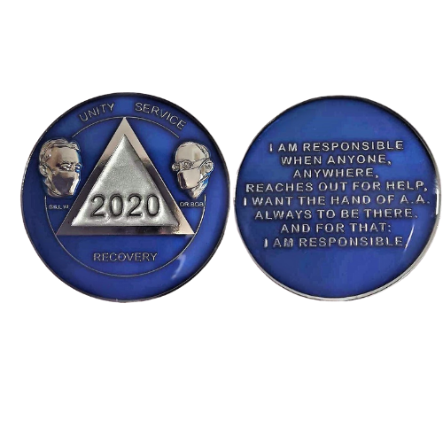 NEW! Bill and Bob Mask Special Medallion