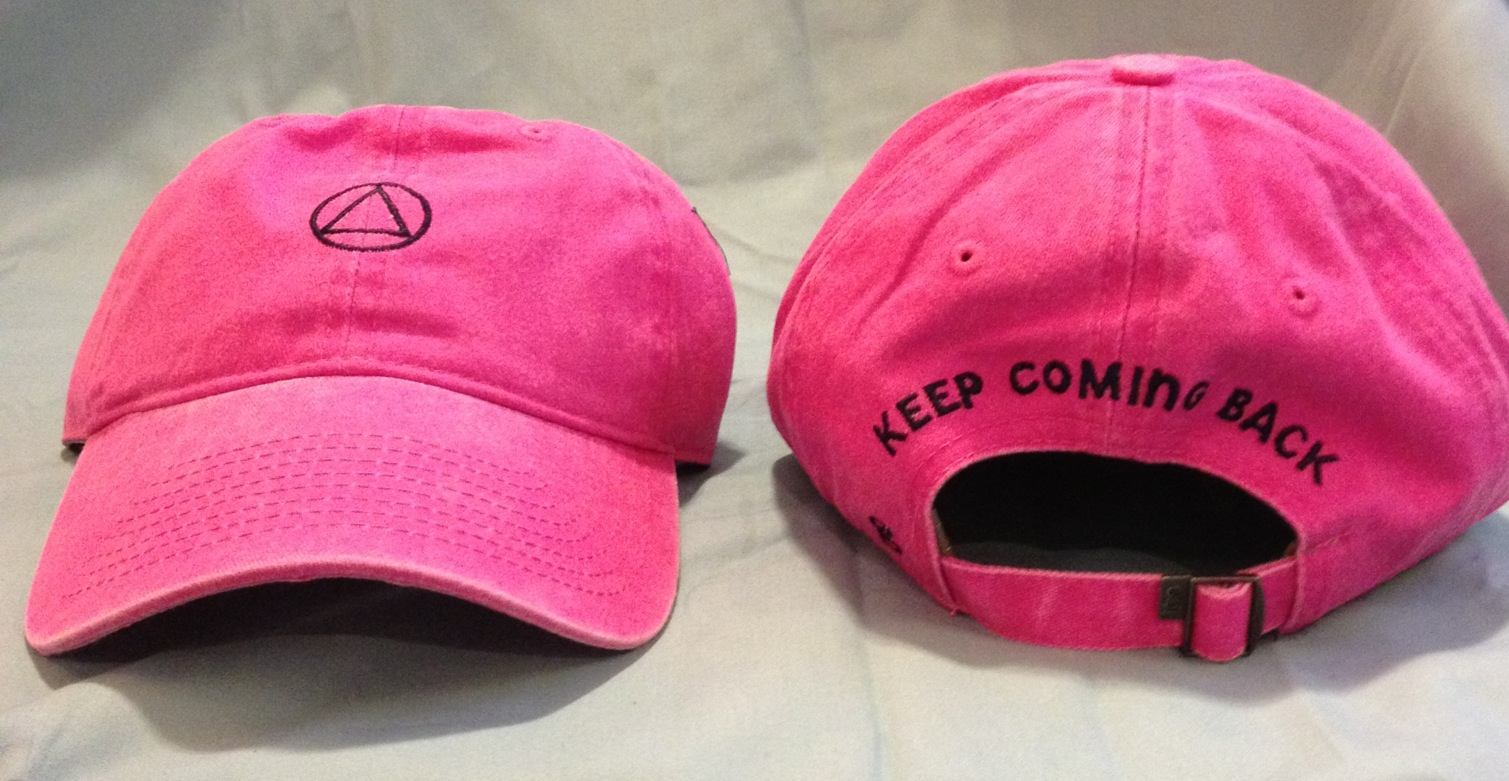 bc28937c21cfe Hats   12 Step Program books and gifts