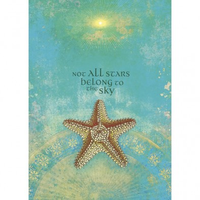 Not All Stars Card