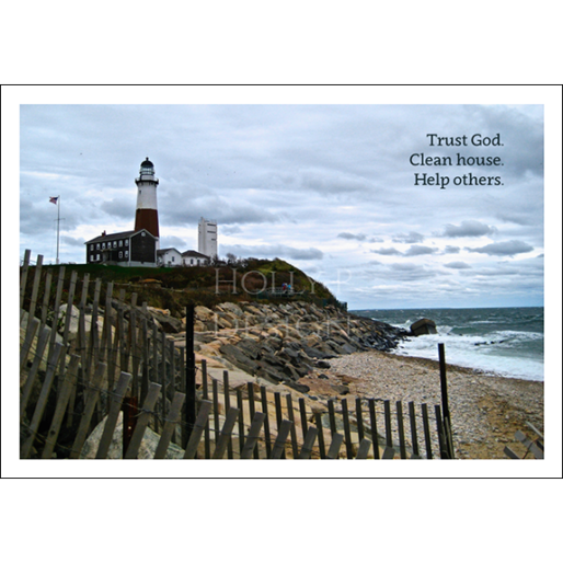 Lighthouse - Trust God