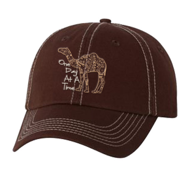 ODAT Camel Hat - Brown
