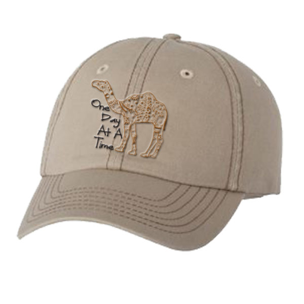 ODAT Camel Hat - Tan