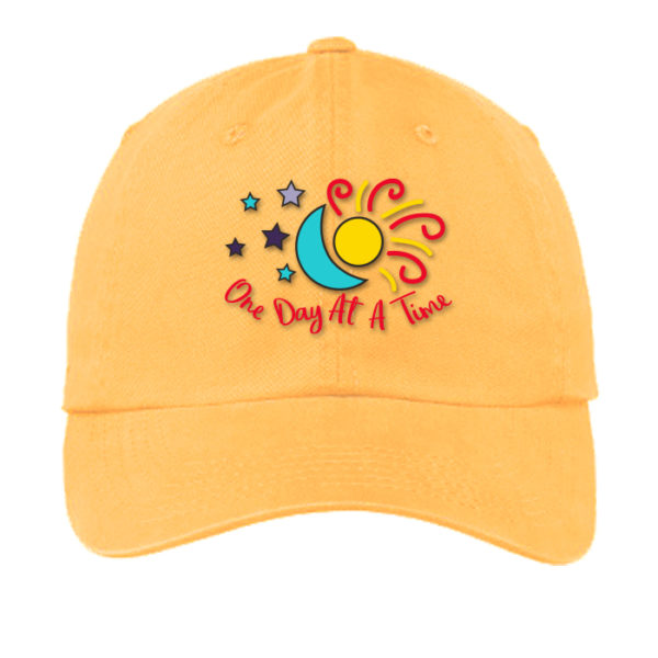 ODAT Sun and Moon Hat - Chamois