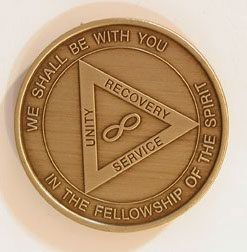 Eternity Bronze Medallion