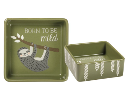 Born to Be Mild Trinket Dish