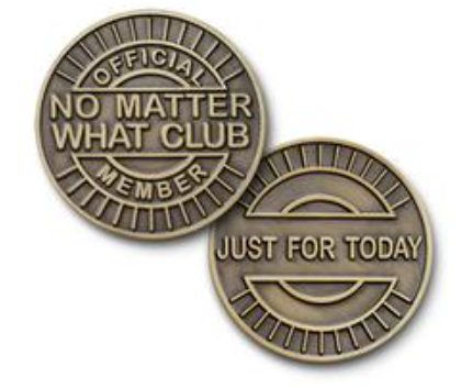 No Matter What Club Bronze Medallion