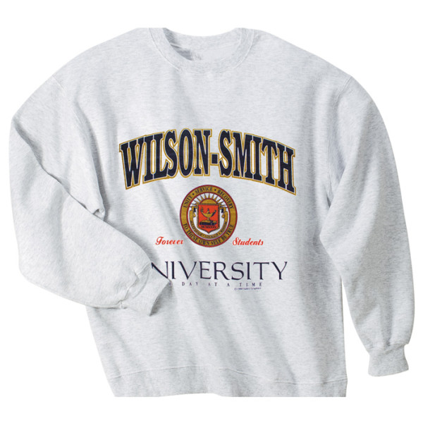 Wilson Smith University Crew Sweatshirt