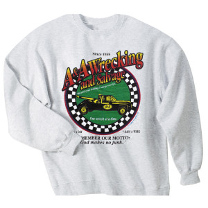 A A Wrecking Crew Sweatshirt