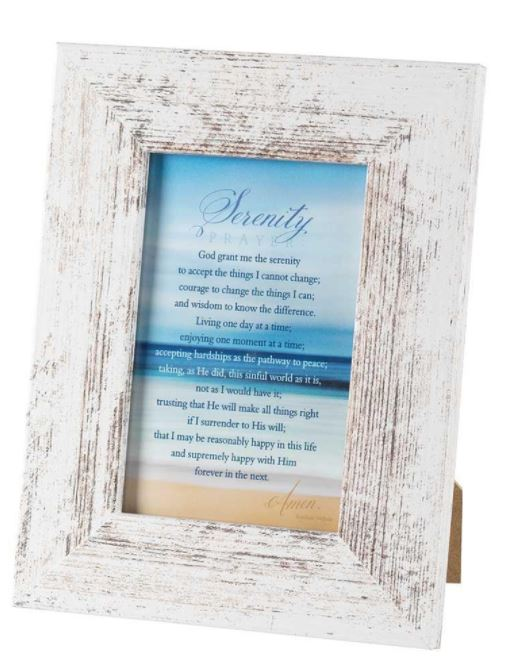Serenity Prayer Framed Picture