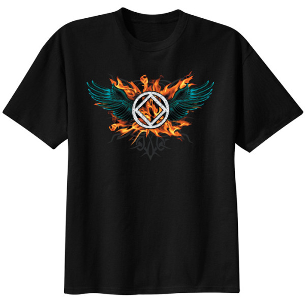 Dopeless Hope Fiend Tee - Black