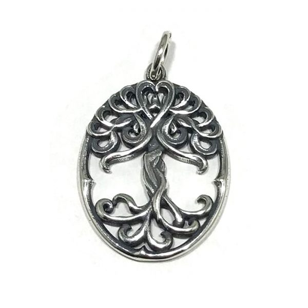 Large Tree Of Life Pendant