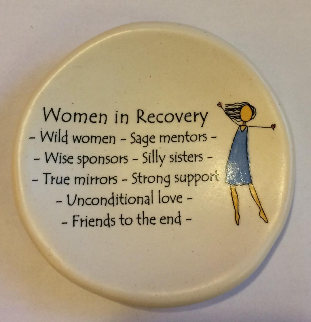 Women in Recovery Trinket Dish