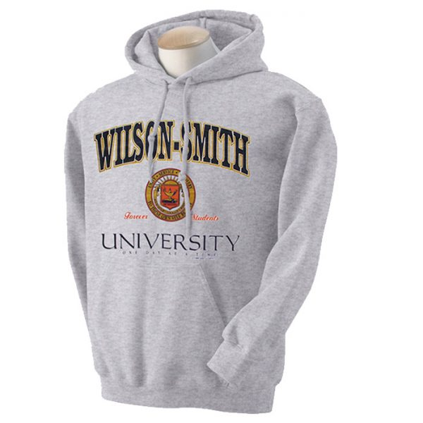 Wilson Smith University Hoodie