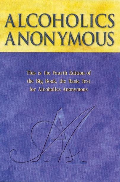 Alcoholics Anonymous Big Book 4th Edition Hardcover
