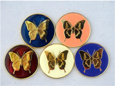 Butterfly Serenity Coin