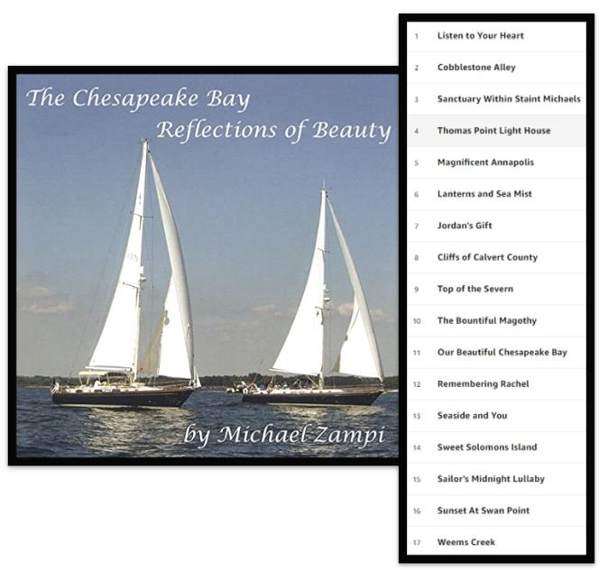 The Chesapeake Bay - Reflections of Beauty CD