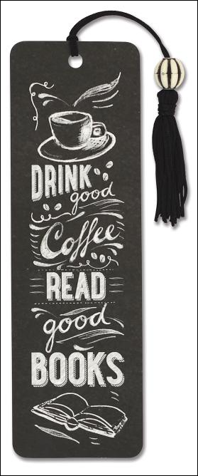 Drink Coffee Bookmark