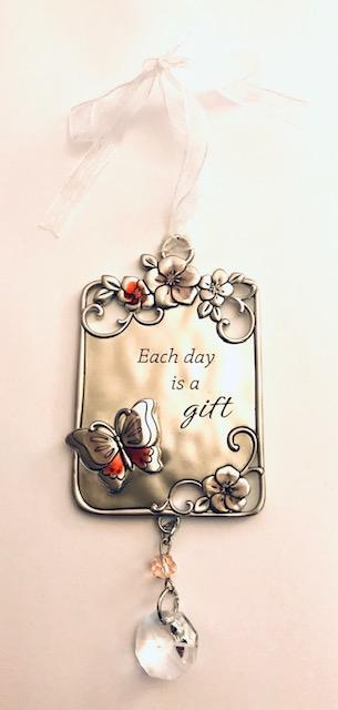 Each Day is a Gift Ornament