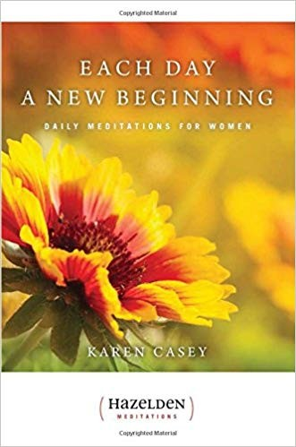 Each Day a New Beginning - Womens Daily Meditations