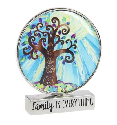 Family is Everything Figurine