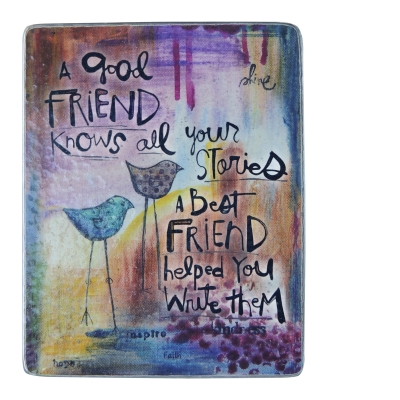Good Friend Plaque
