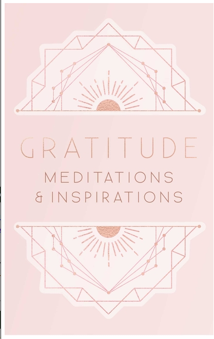 Gratitude Meditations and Inspirations Mini Book