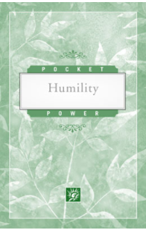 Pocket Power: Humility