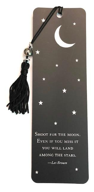Shoot For the Moon Bookmark