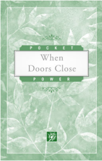 Pocket Power: When Doors Close